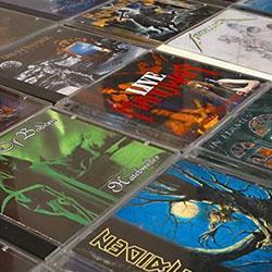 Metal CD